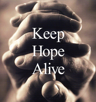 Keep your hope